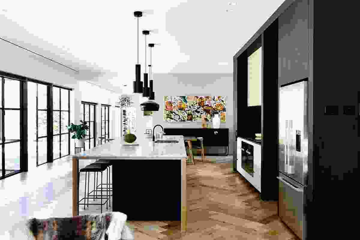 Hawthorn House by Austin Design Associates.