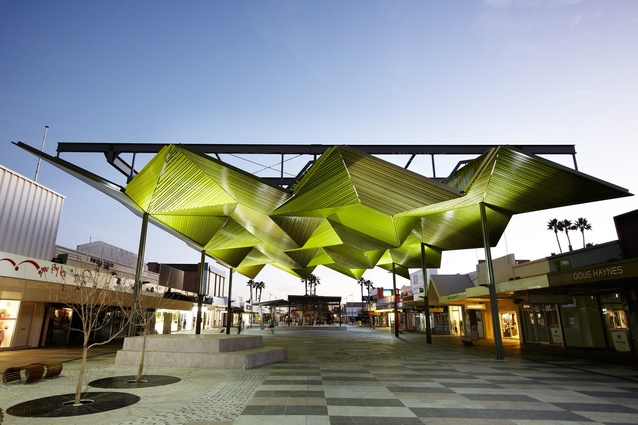 Langtree Mall Pavilion by Bellemo & Cat.