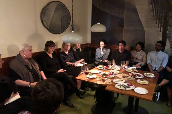 "A ""long table"" discussion organized by AILA Cultivate, a sub-committee of the Victorian Chapter of AILA, explored some of the issues currently facing landscape architecture education in the state."
