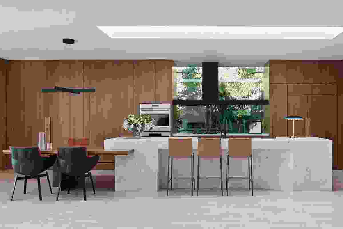 New Modern by Bower Architecture and Interiors.