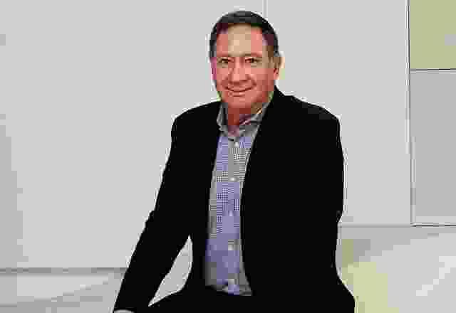 GSA集团即将离任的董事总经理马克·谢尔顿。