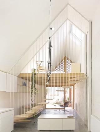 Jewel House by Karen Abernethy Architects.