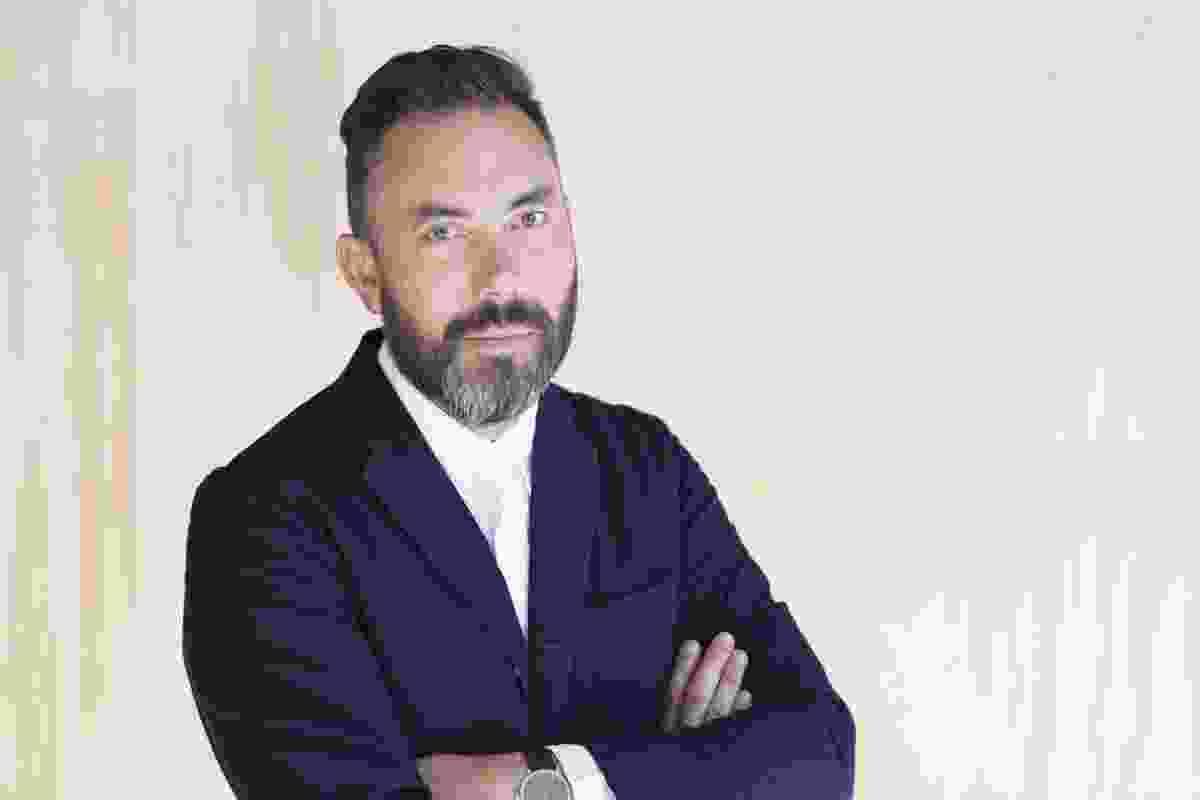 Kieran Wong, director, Cox Architecture