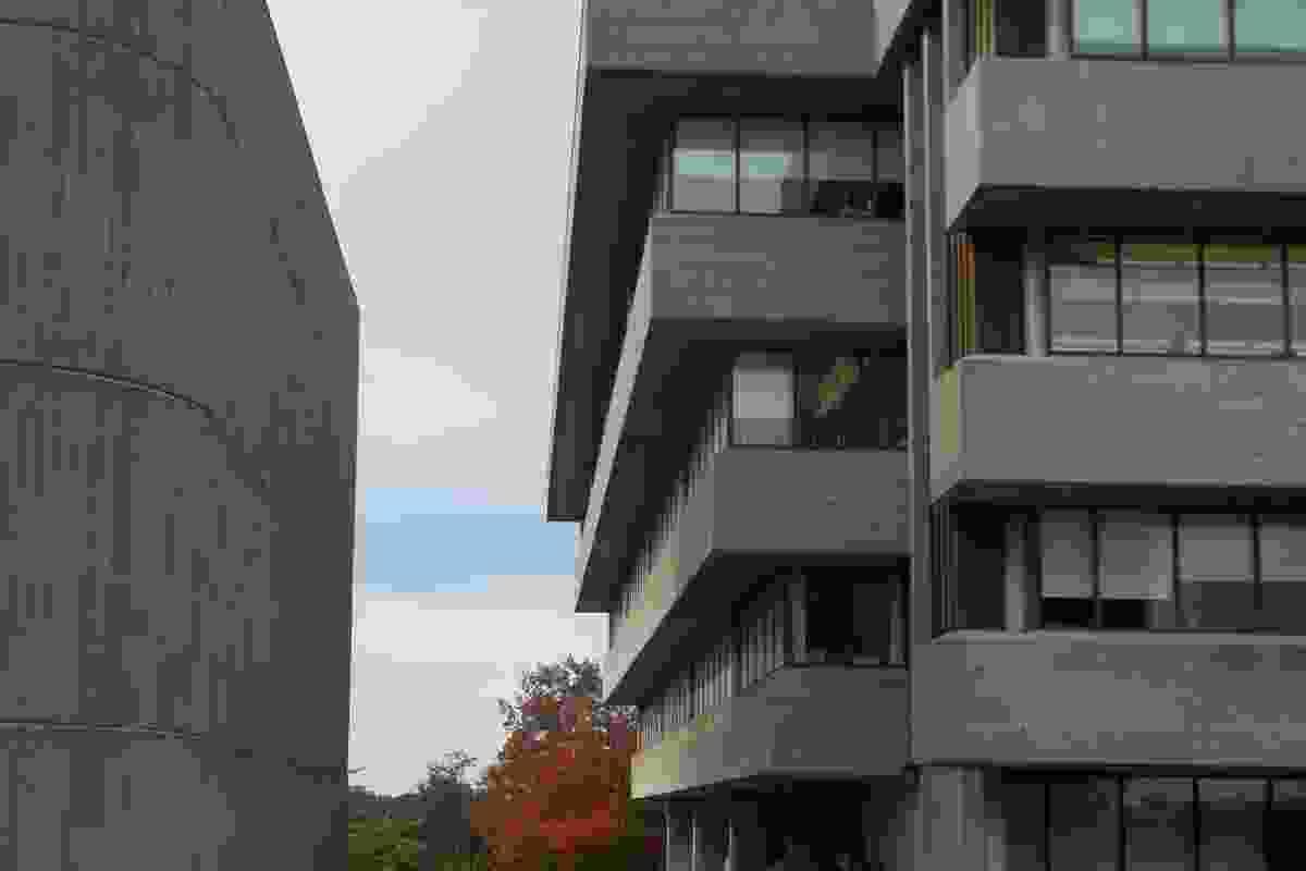 Scarborough College, Toronto, 1965.