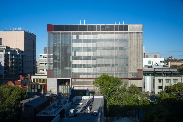 Kinghorn Cancer Centre Sydney by BVN Donovan Hill.