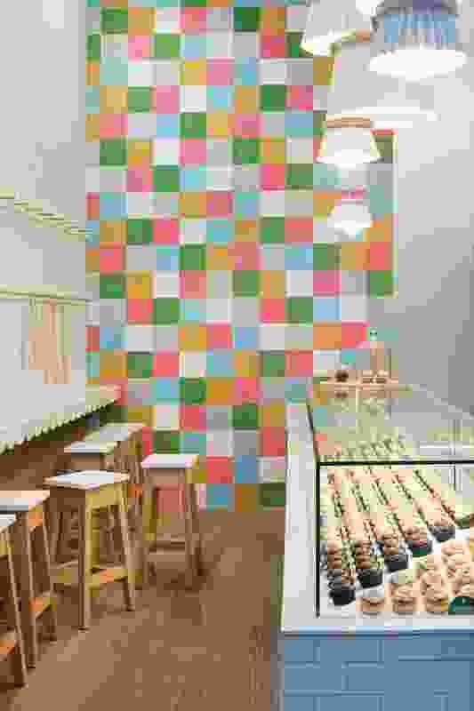 Retail Design – Joy Cupcakes by Mim Design with Diadem.