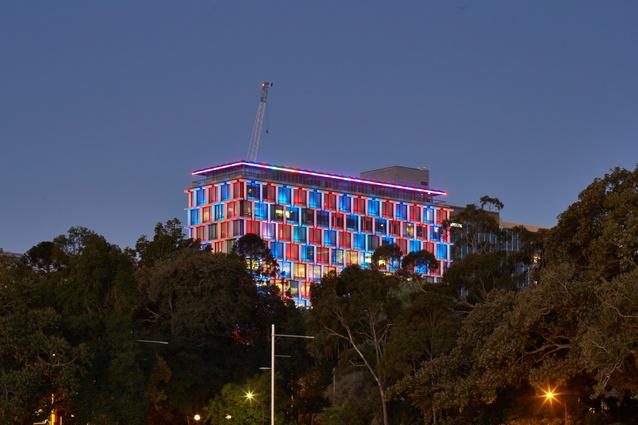 Council House by Howlett & Bailey Architects.