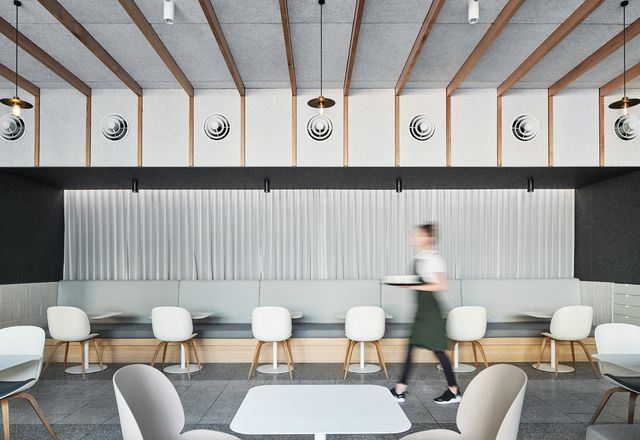 Sable Drop by Jackson Clements Burrows Architects.