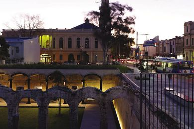 Paddington Reservoir Gardens.