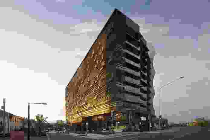 NewActon Precinct by Fender Katsalidis Architects.