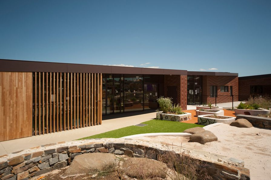 Bridgewater LINC + Child + Family Centre by Liminal Architecture.