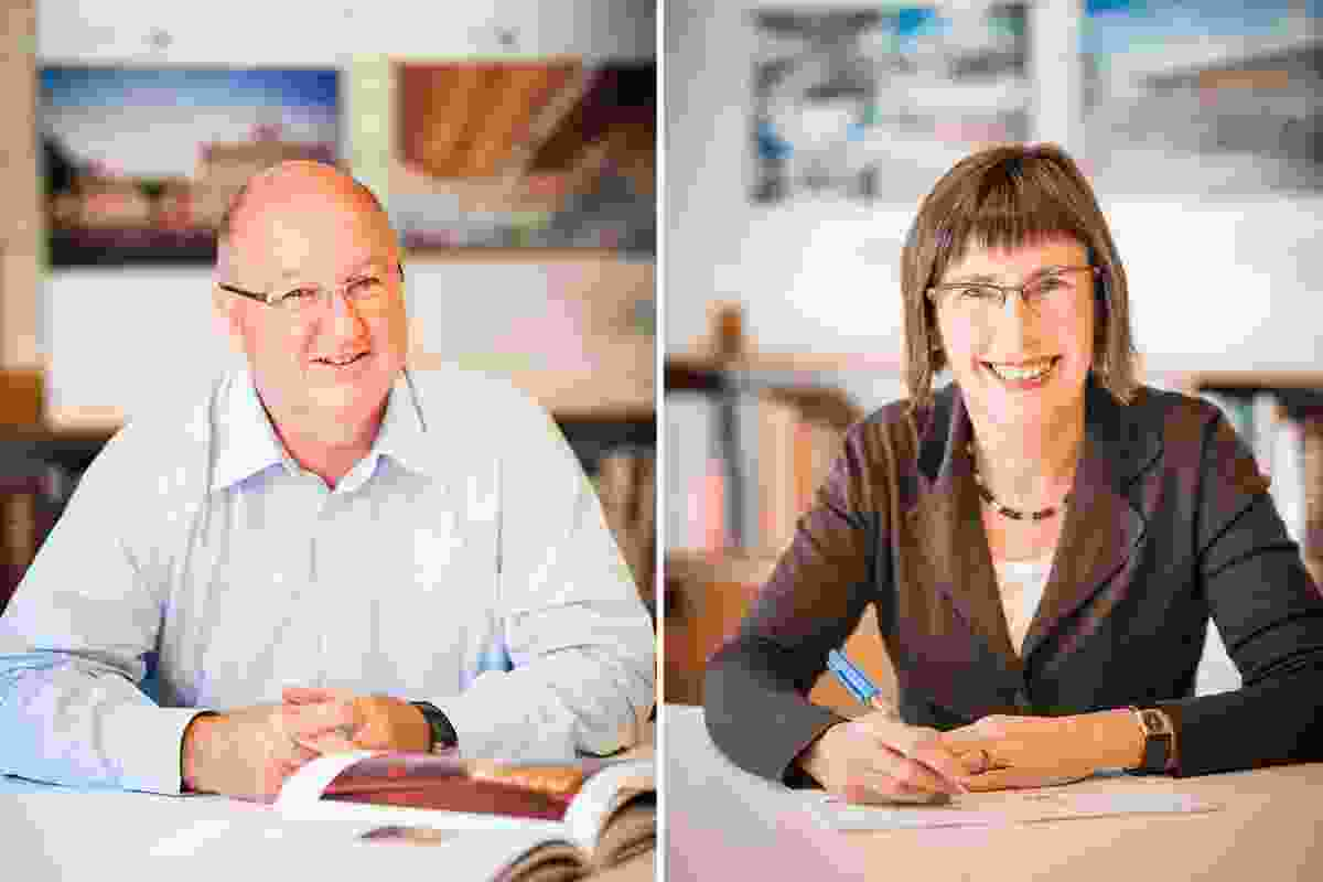 Michael Pilkington and Susan Phillips, Phillips/Pilkington Architects.
