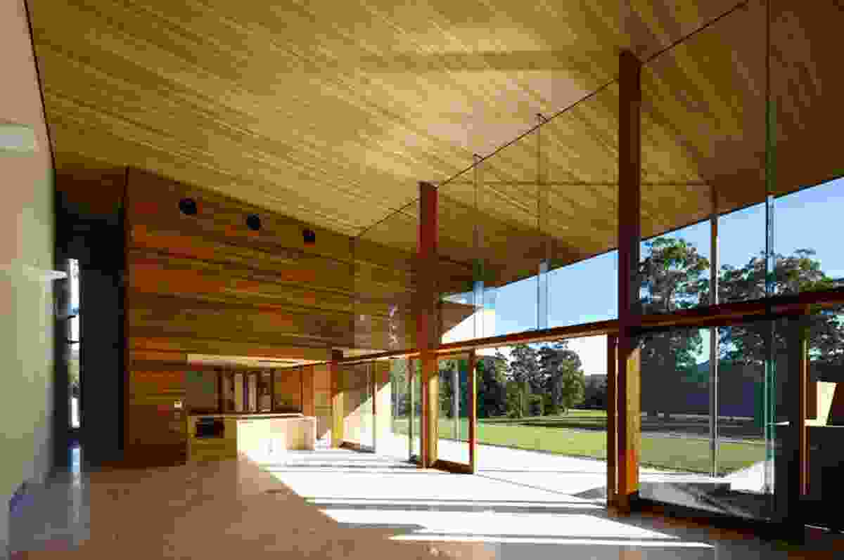 Tinbeerwah – Richard Kirk Architect.