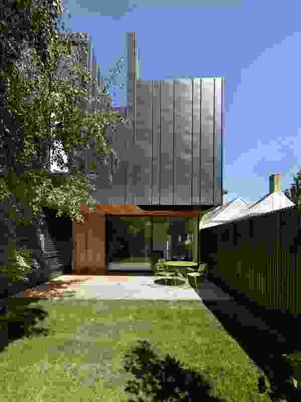 The White House by Nixon Tulloch Fortey Architecture.