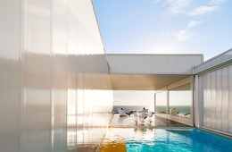 The art of minimalist living: Villa Marittima