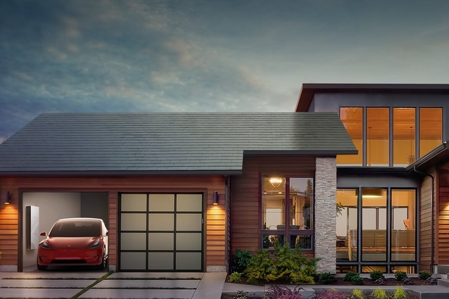Solarcity Roof Tiles >> Tesla and SolarCity launch rooftop solar tiles and ...