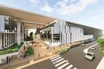 Bureau Proberts designs transit-oriented development for Brisbane station