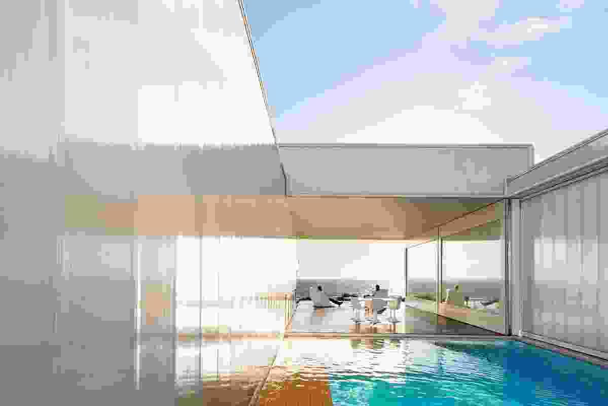 Villa Marittima (Vic) by Robin Williams Architect.
