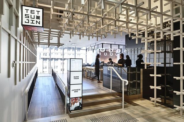 Tetsujin by Architects EAT