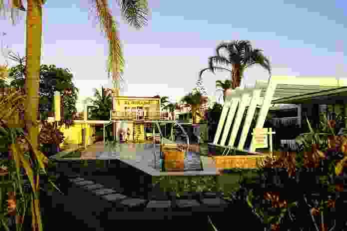 THEN: El Dorado Motel, Gold Coast Hwy, 1973.
