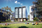 Work begins on 'crystalline' molecular research building at the University of Wollongong