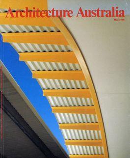 Architecture Australia, May 1990