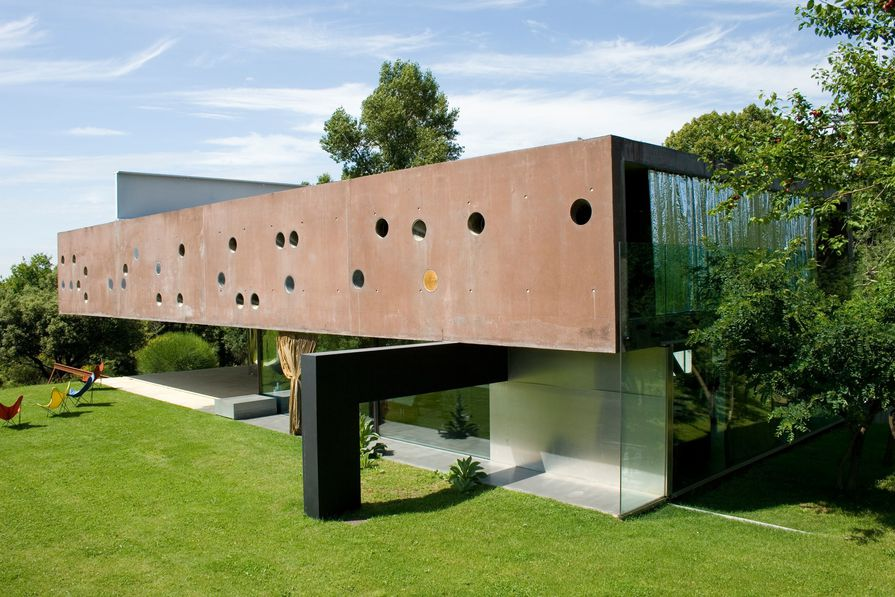 House in Bordeaux by Rem Koolhaas.