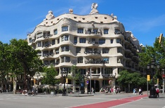 Barcelona: a city of 'irrationality and whimsy'