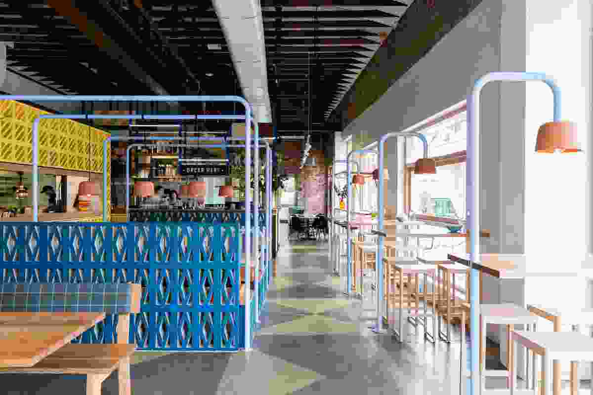 Fonda Hawthorn by Techne Architecture + Interior Design.