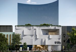 Jewish Arts Quarter by Mclldowie Partners.