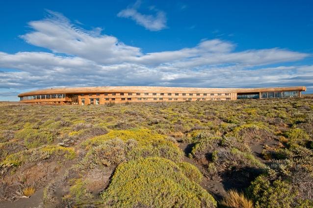 Terra Patagonia Hotel by Cazú Zegers.