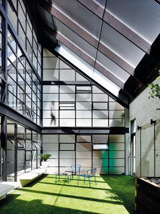 Fitzroy Loft by Architects EAT
