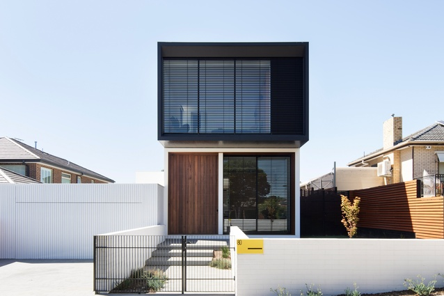 Bulleen House by MODO.