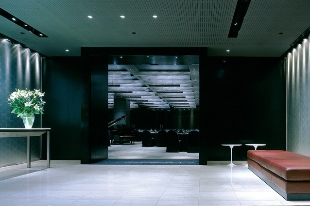 2004 Hospitality Design Award Hilton Adelaide By Carr