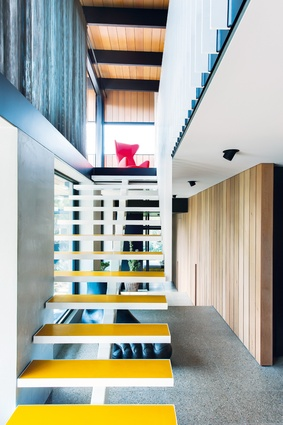 Parr House by SJB Interiors.