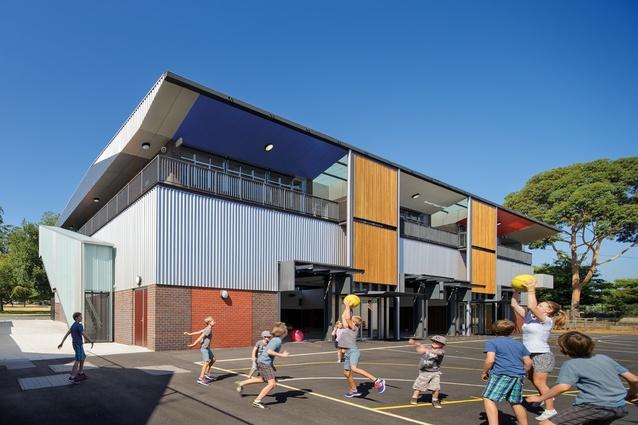 Camberwell Primary School Architectureau