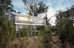 Subliminal proto-dwelling: Garden House