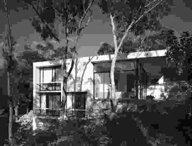 Maley House by Andre Porebski (1971).