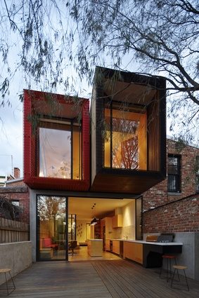 Moor House by Andrew Maynard Architects.