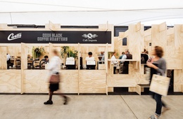 2015 Eat Drink Design Awards: Best Temporary Design – high commendations