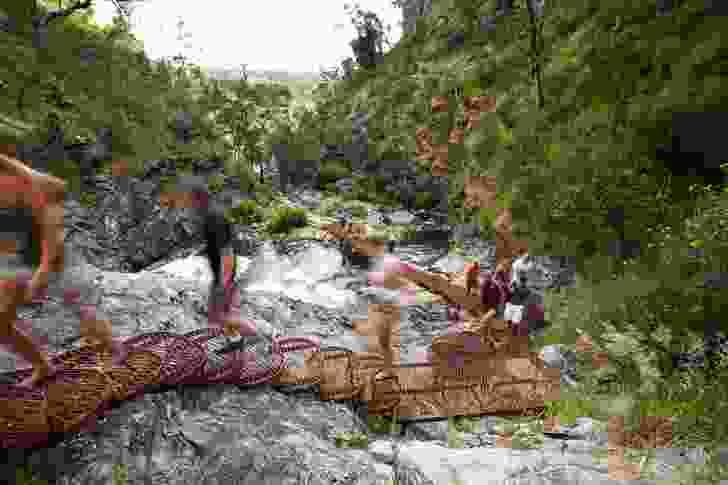 MacKenzie Gorge Trail by Hansen Partnership.