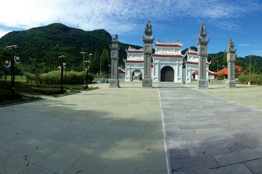 Hansen Partnership prepared an urban and landscape management plan for the Con Dao archipelago in Vietnam.
