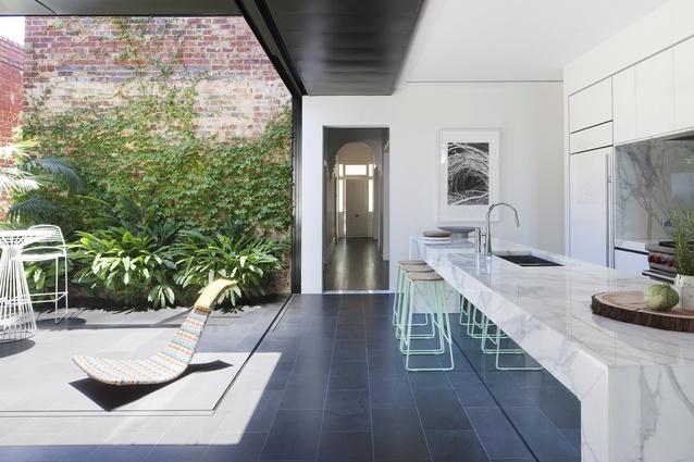 Abstract Houseby Matt Gibson Architecture + Design.