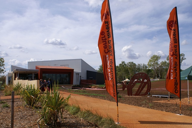 Katherine Regional Cultural Precinct by DKJ projects.architecture.