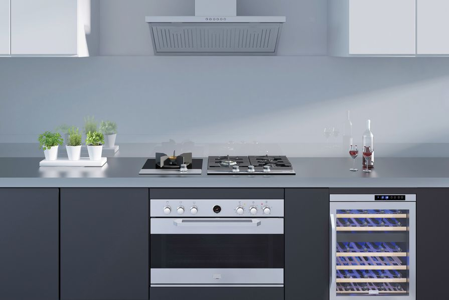 The Neil Perry Kitchen range from Omega features a range of appliances designed in collaboration with the well-known Australian chef.
