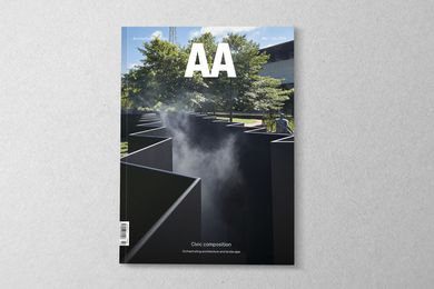 Architecture Australia March/April 2019.