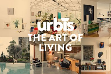 The current issue of Urbis focuses on the art world.
