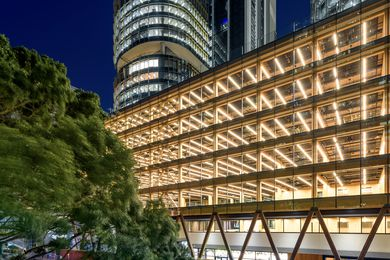 International House Sydney by Tzannes.