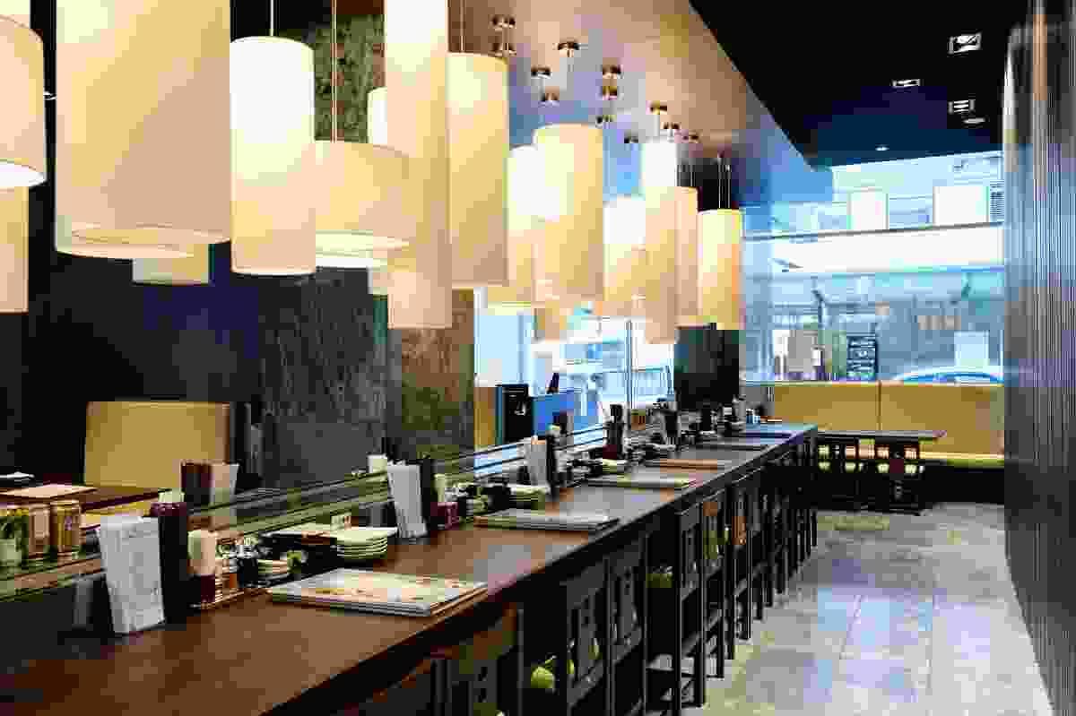 Sushi Tei – Zouk Architects.