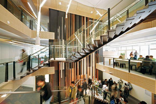 The University of Adelaide Innova21 by DesignInc.